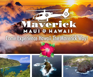 Come Experience Hawaii The Maverick Way! - Click Here