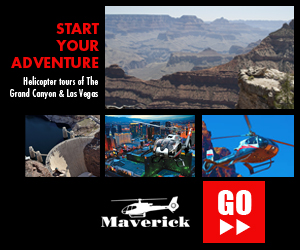 Helicopter Tours of the Grand Canyon and Las Vegas - Click Here