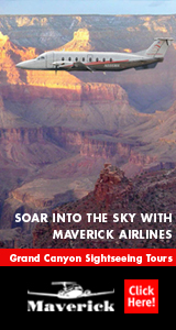 Soar into the sky with Maverick Airlines - Click Here For More Details