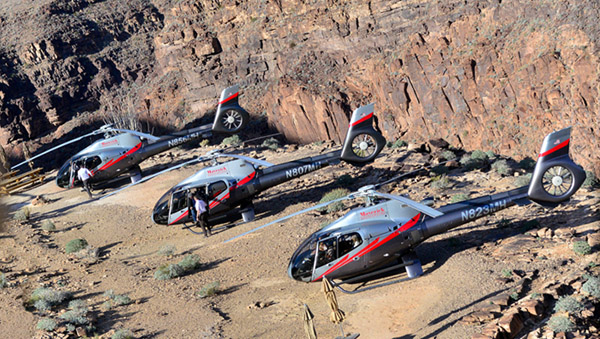 Las Vegas Group Tours Groups To Grand Canyon  Maverick Helicopters