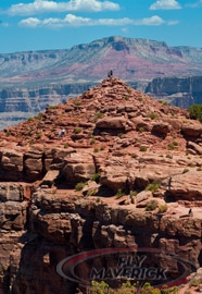 Guano Point At The Grand Canyon West Rim