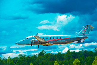 Beechcraft 1900D ExecLiners, Available for Private Airplane Charter