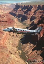 Maverick airplane tour grand canyon