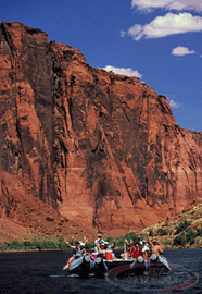 Grand Canyon White Water Rafting Tours