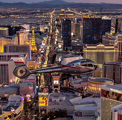 Night Flight Over Vegas Special - $104