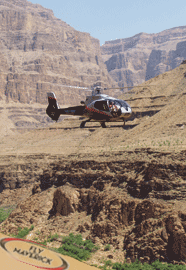 Grand Canyon Helicopter Tours with Maverick