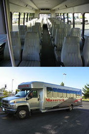 Maverick Bus Transportation