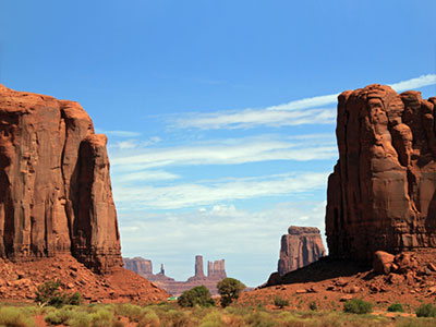 See Monument Valley, Utah With a Private Charter