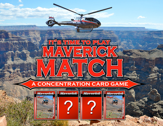 Maverick helicopter coupons