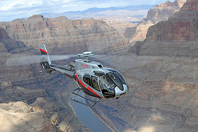 Las Vegas tour to the Grand Canyon with Maverick Helicopters