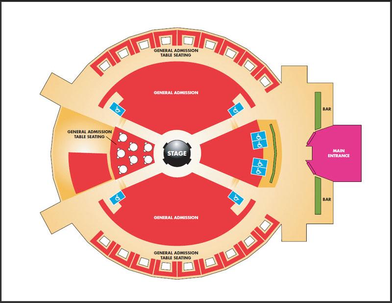 Absinthe las vegas seating chart www napma net