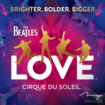The Beatles™ LOVE™ by Cirque du Soleil®& Vegas Nights Flight