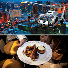 A Foodie Tour & City Flight with Maverick