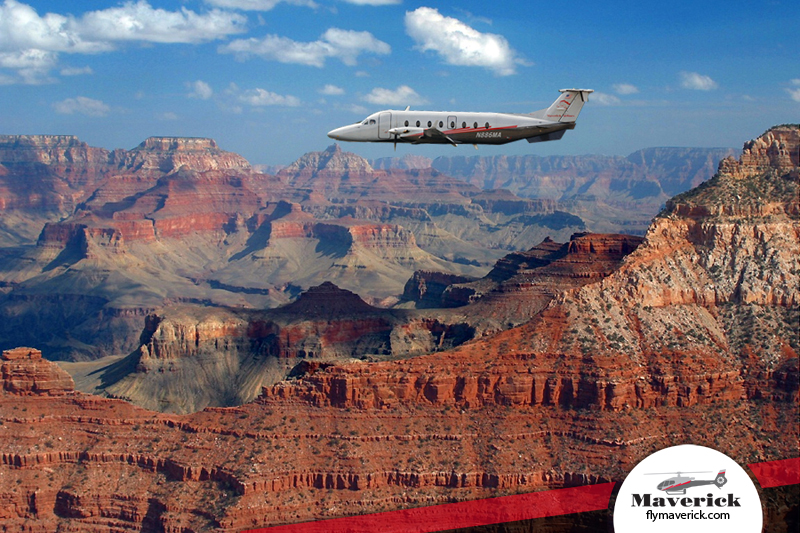 Grand Canyon Air Tours From Flagstaff