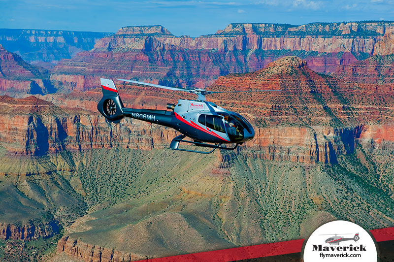 Helicopter Tour To Grand Canyon South Rim