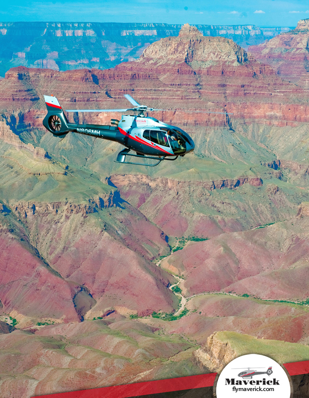 Flights to Grand Canyon a wondrous sightseeing experience.