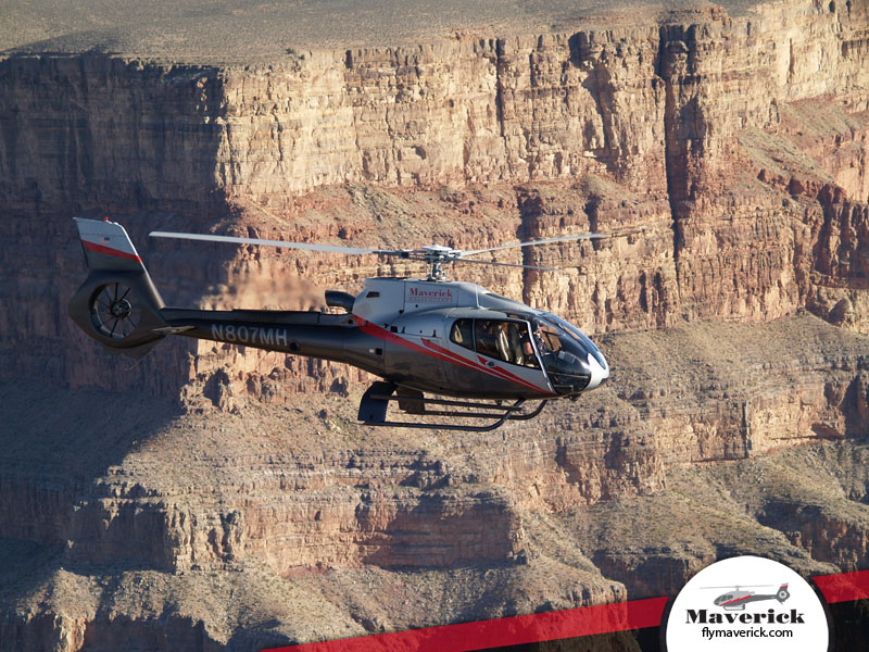 Grand Canyon South Rim Tour  Grand Canyon Helicopter Tours  Maverick Helico