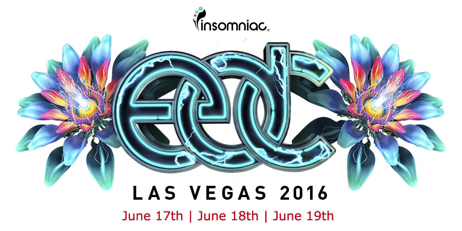 Electric Daisy Carnival in Las Vegas June 17-19, 2016. Book Today!