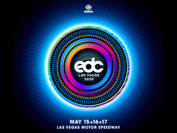 Electric Daisy Carnival in Las Vegas May 15-17, 2020. Book Today!