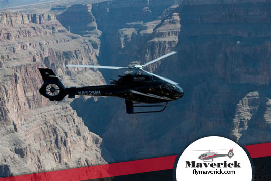 Grand Canyon Tour with Helicopter