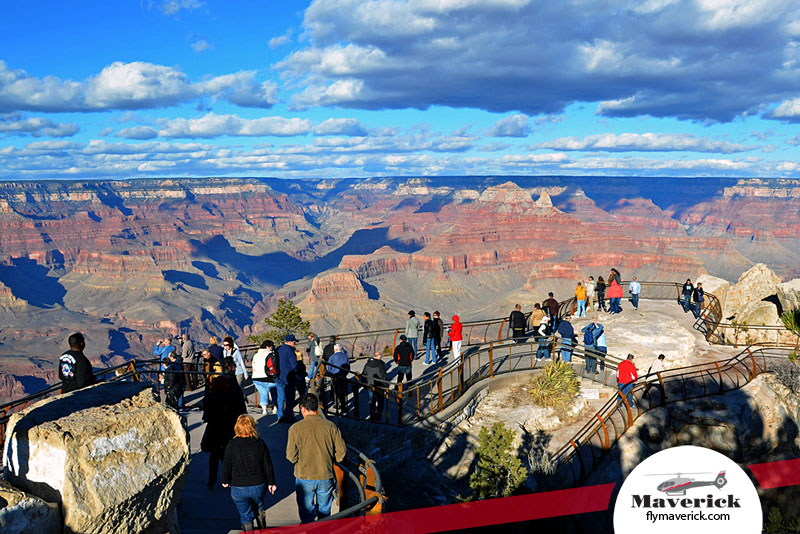 Grand Canyon Park Tour departing from Las Vegas - Maverick Airlines