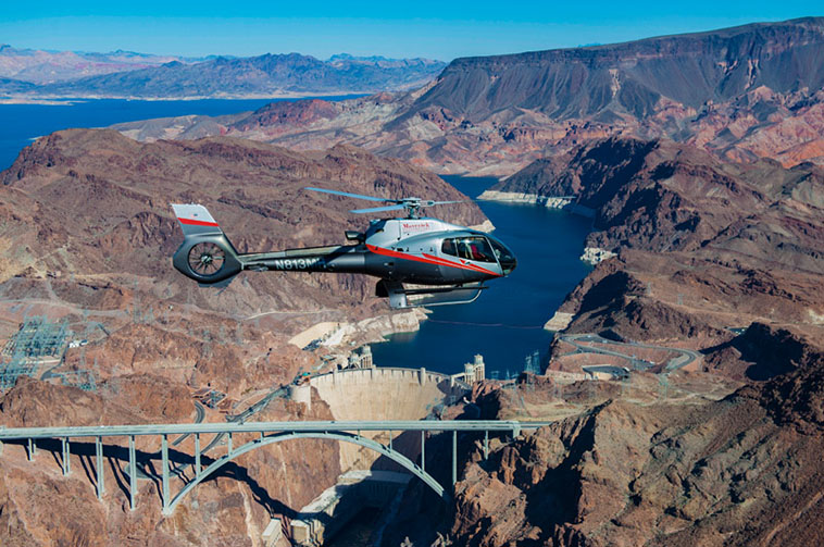 Grand Canyon Landing Tour  Las Vegas  Mustang Helicopters