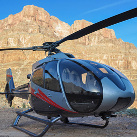 Landing Grand Canyon Tour