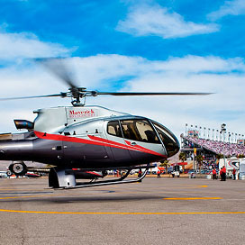 NASCAR Helicopter Shuttle Services