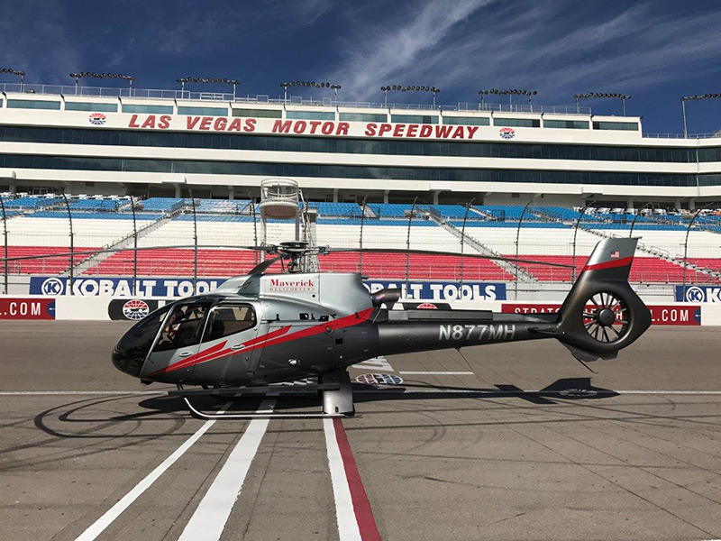 las vegas tourist attraction nascar helicopter