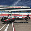 Maverick Helicopters and Las Vegas Motor Speedway.