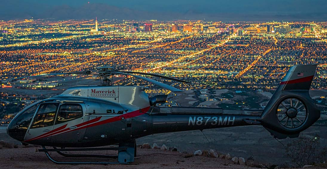 Lights of the Las Vegas Valley