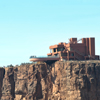 Visit the Skywalk at the Grand Canyon West Rim.