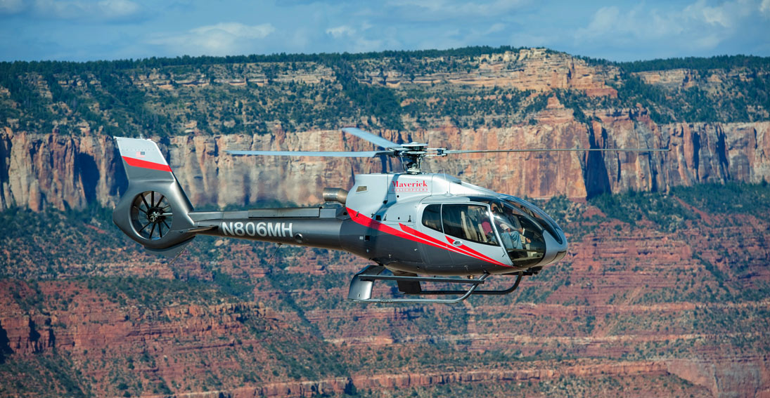 The ultimate Grand Canyon south rim helicopter adventure