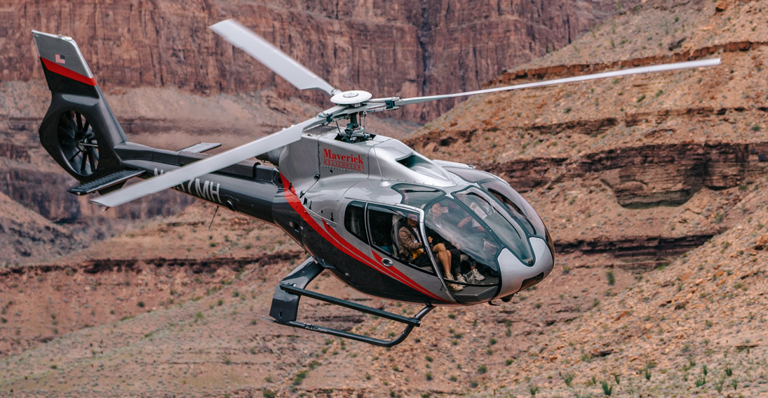 Enjoy our Grand Canyon Discovery tour with landing