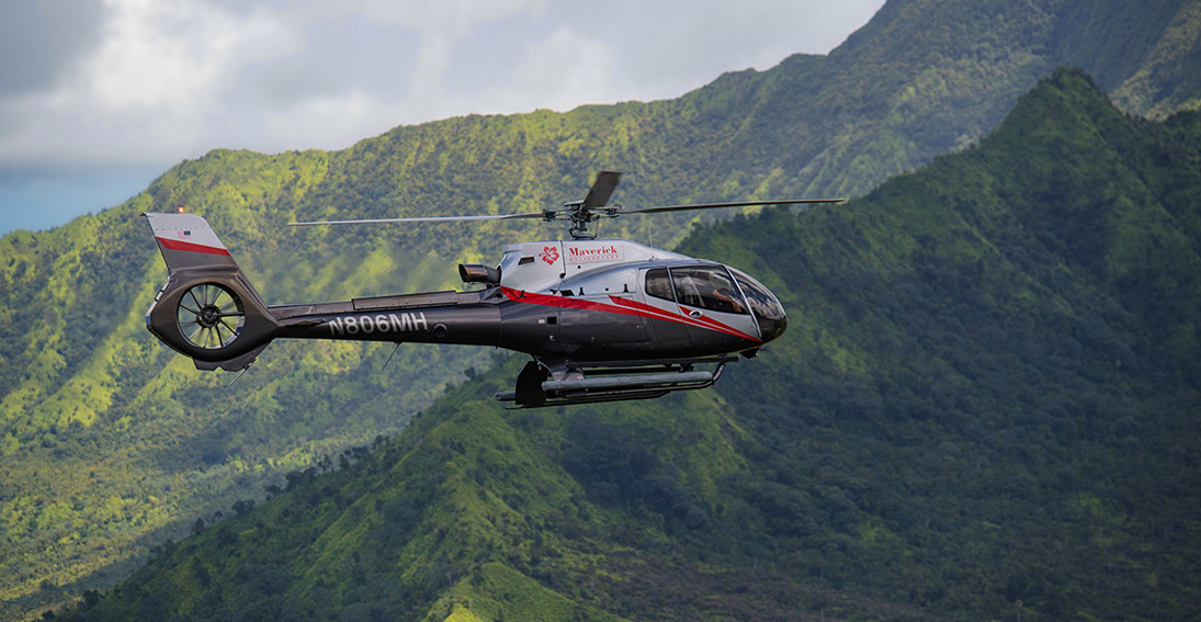 Soar over inaccessible natural marvels of Kauai on this helicopter ride