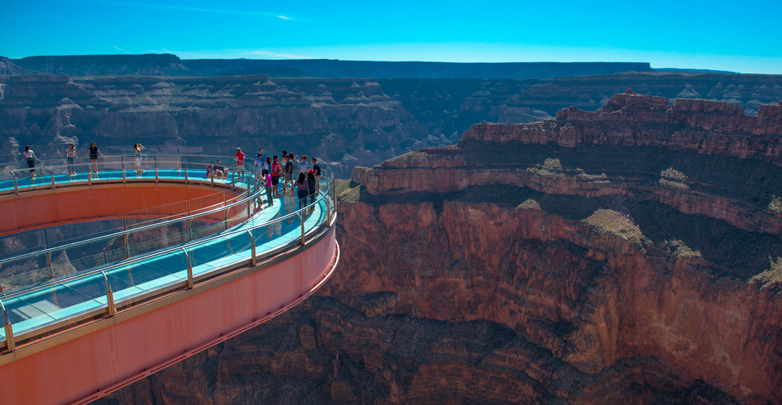Grand Canyon Skywalk Express Tour Maverick Helicopters