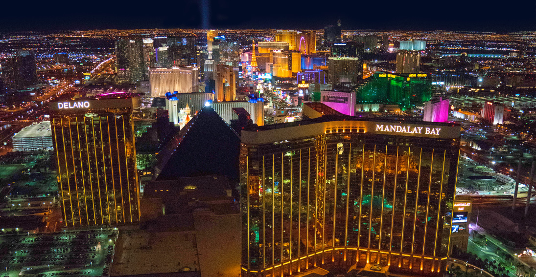 The best helicopter tour over the Las Vegas Strip