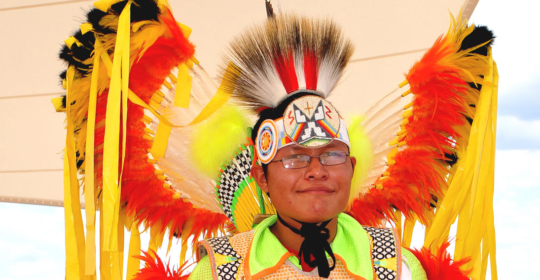 Enjoy Native American dancing at the Hualapai Ranch