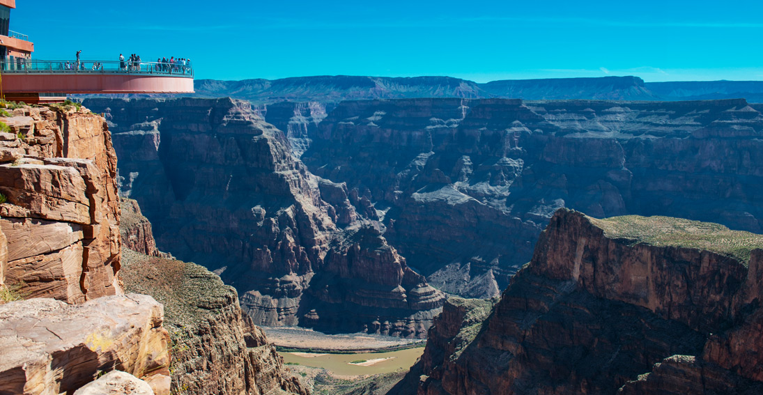 A perfect Skywalk Grand Canyon tour