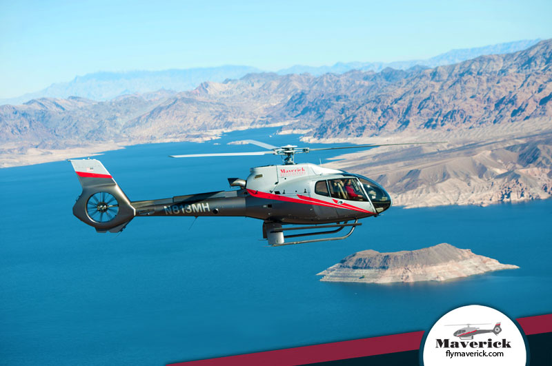 Flying Over Lake Mead Experience Views From Above With Maverick Helicopters