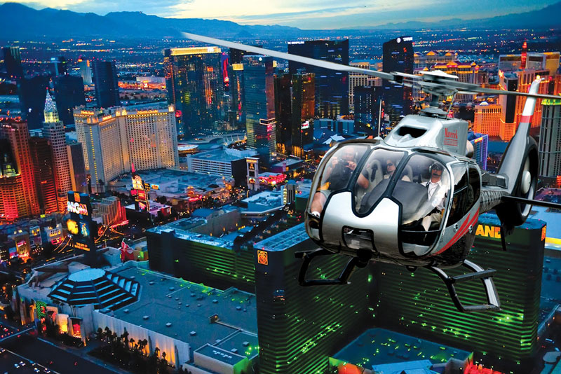 Las Vegas Strip Helicopter Tour  Vegas Nights  7022610007