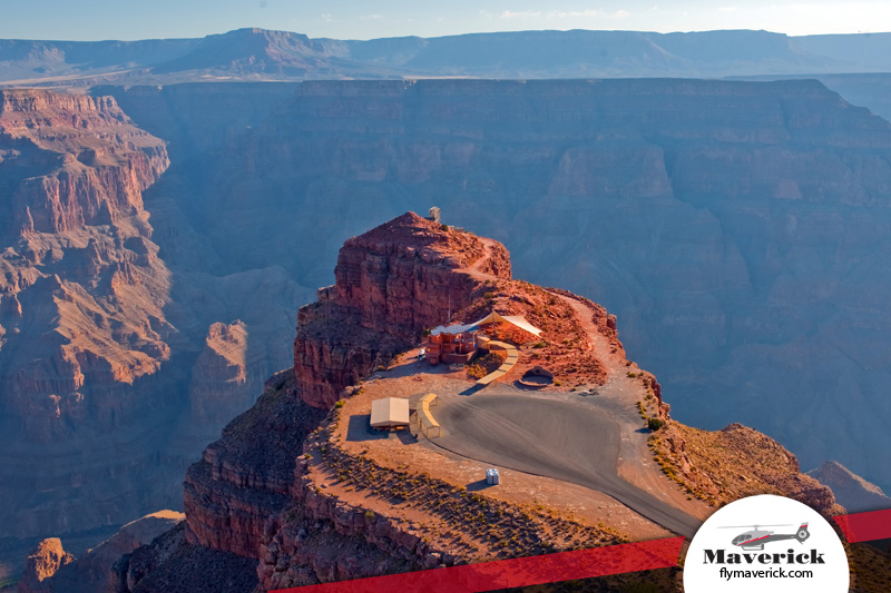 Show me a picture of the grand canyon skywalk