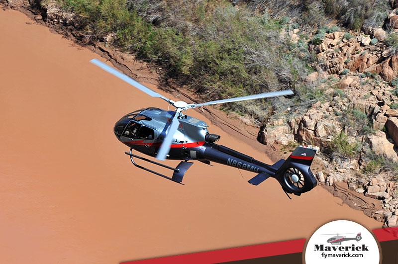 Grand Canyon Helicopter Tours with Maverick.