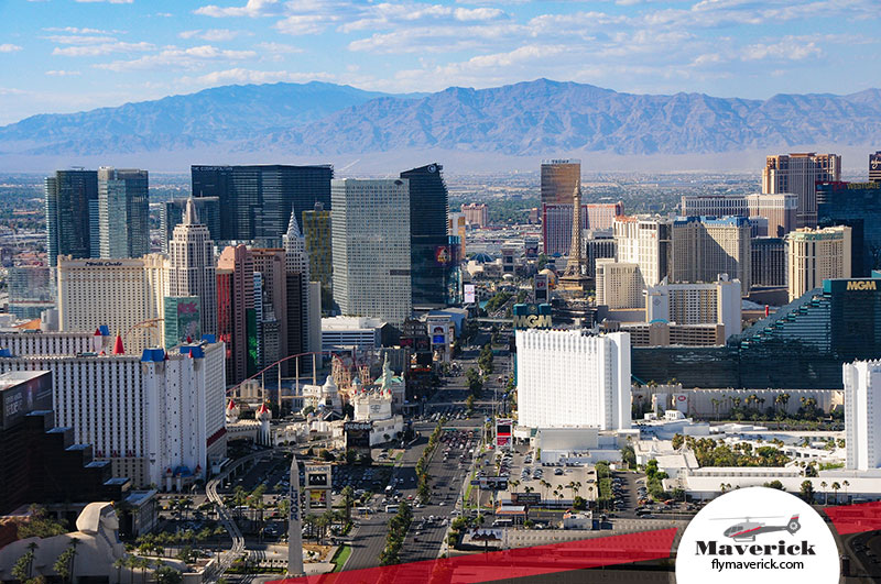 Take a city tour of Las Vegas.
