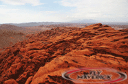 Valley Of Fire helicopter tour