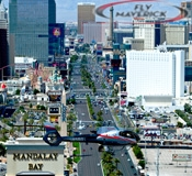 Las Vegas City Tour - Maverick Helicopters