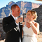 Toast to your destination wedding with Maverick Helicopters