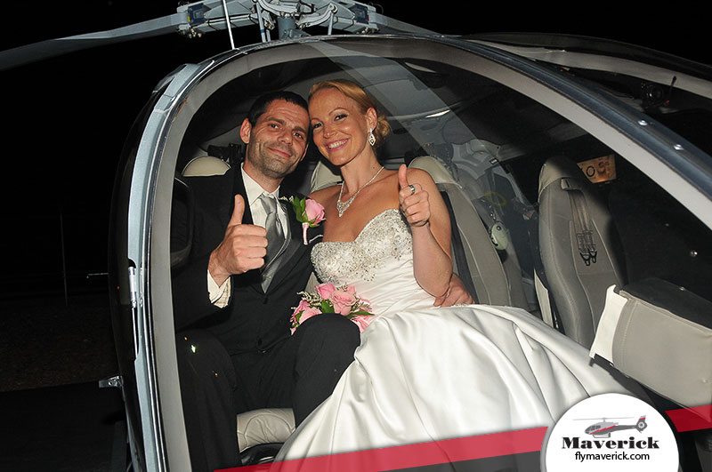Wedding In Vegas.Helicopter Wedding In Vegas View The Las Vegas Strip Maverick