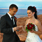 Exchange your vows with a Maverick Helicopter wedding package