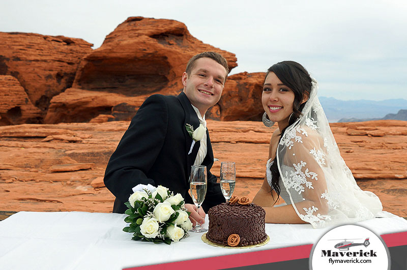 An Intimate Wedding At The Valley Of Fire
